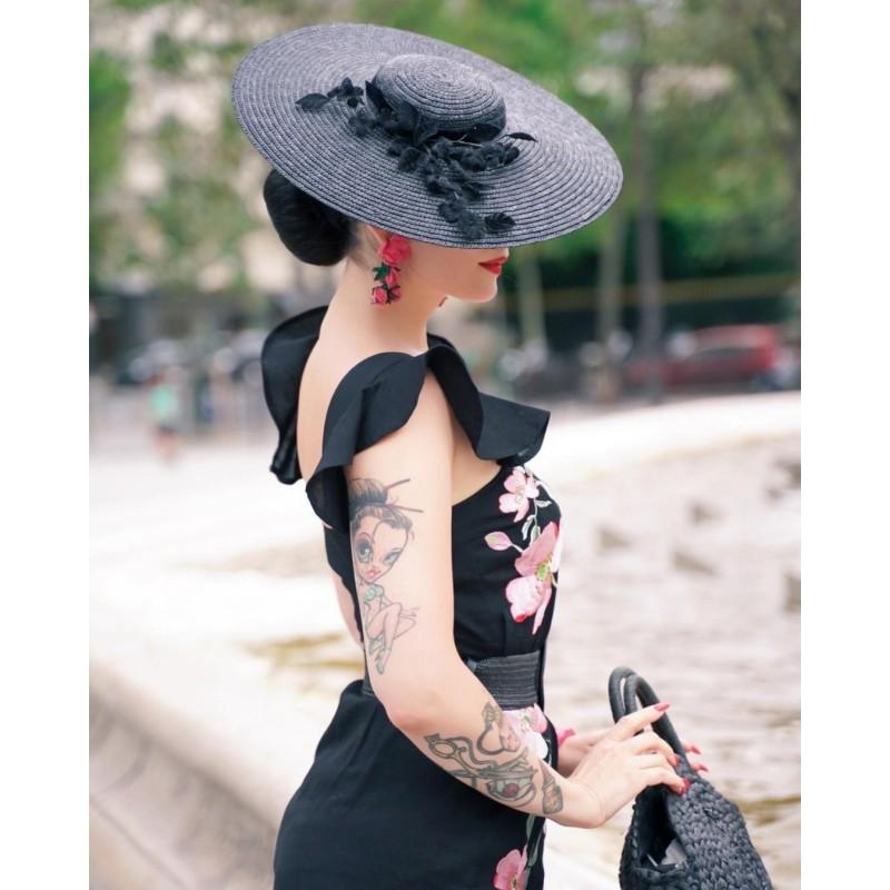 Chapeau SUMIE Noir