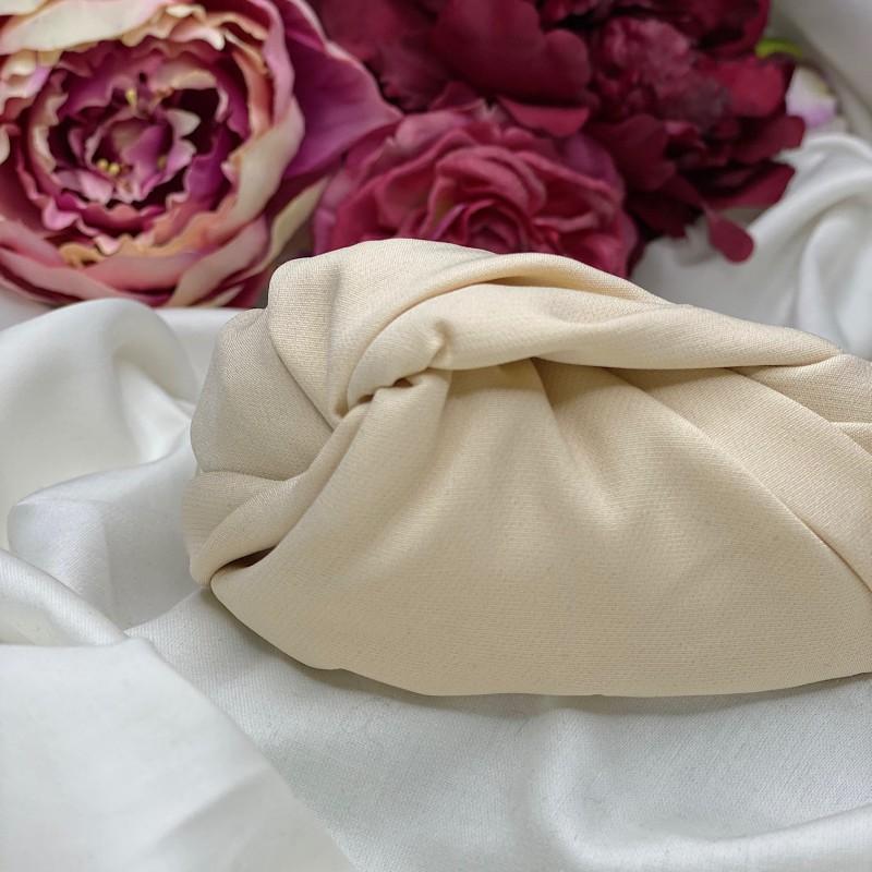 SHIRIN Headband Ivory