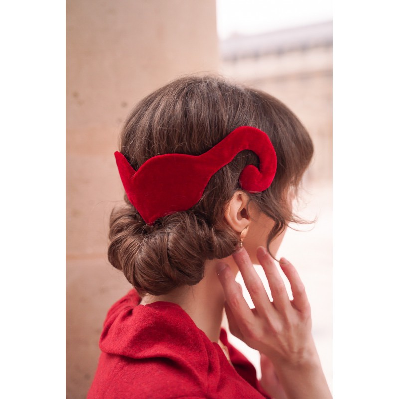 Pièce de tête Aphrodite Rouge