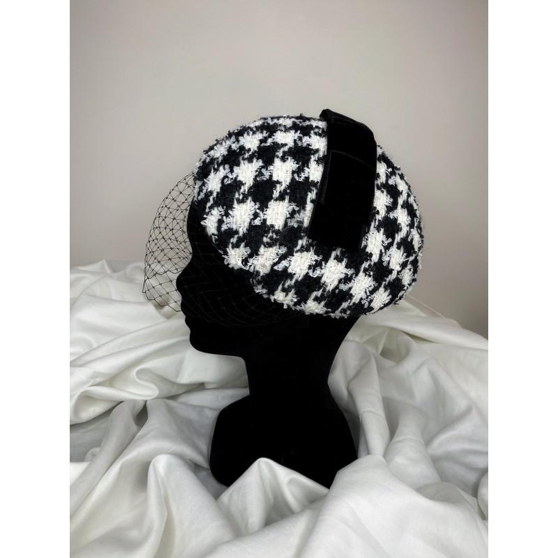 Bibi ANDREA Noir & Blanc