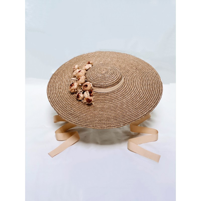 DEBBIE DOLL Hat in Nuts