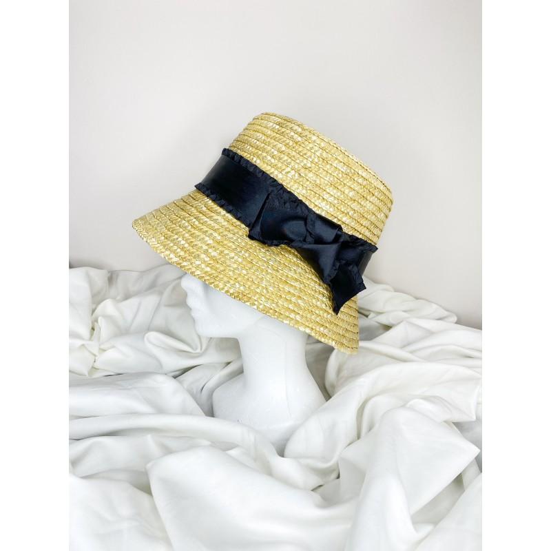 CHLOE Bucket Hat in Black
