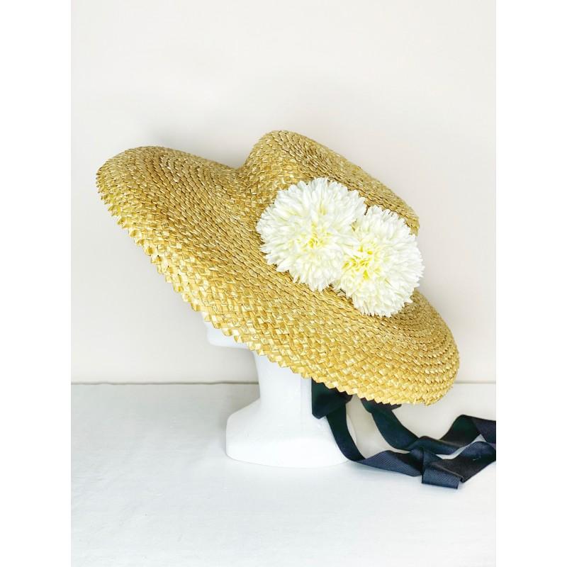 GRACE Ivory Hat