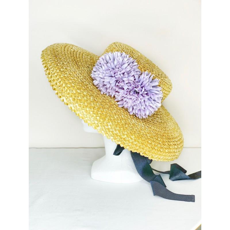 GRACE Lilac Hat