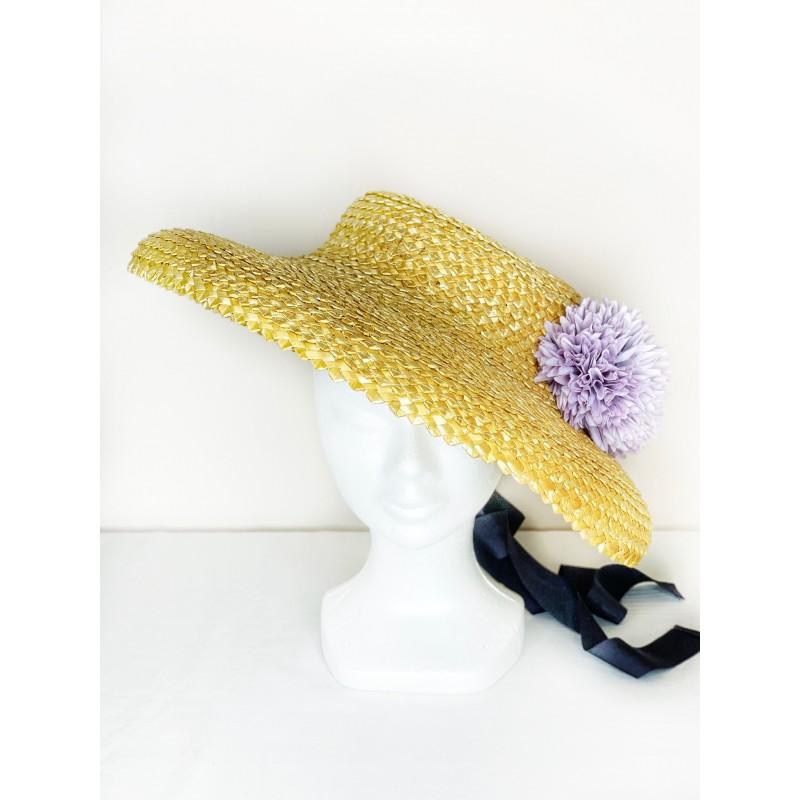 Chapeau GRACE Lilas